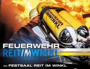 Feuerwehrfest in Reit in Winkl